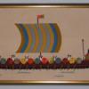 Viking Ship by Katrin Walsh