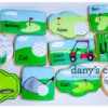 Golf Set by Dany's Cakes