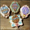 Ali's Sweet Tooth Hot air Balloon Cookies