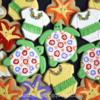 Hawaiian Baby Shower Cookies