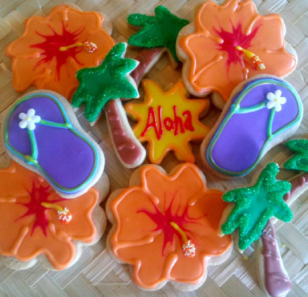 Aloha Cookie Platter