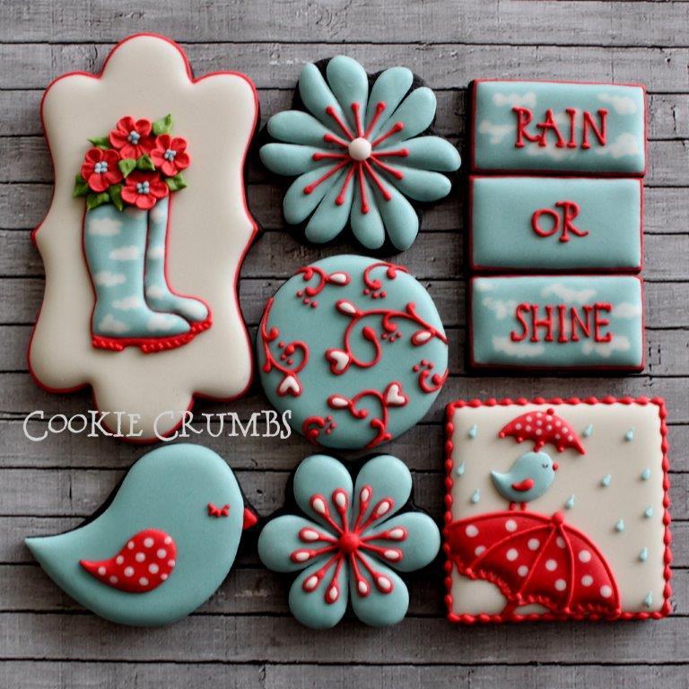 rainy days cookies