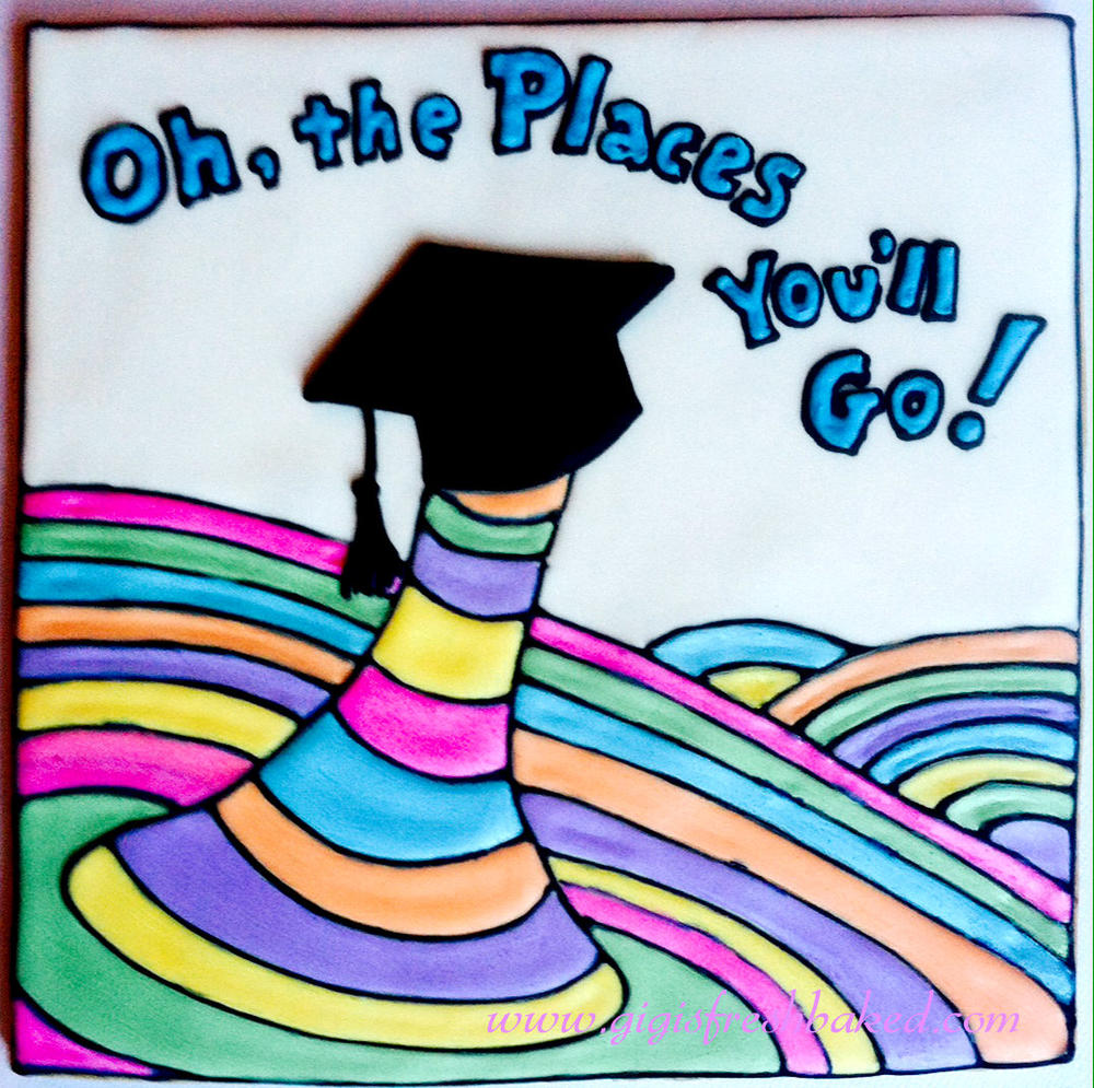 oh the places you ll go dr seuss cookie connection