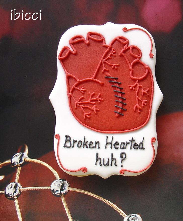 Broken Hearted huh?