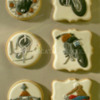 Motorbike Cookies - Full Set