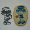 Suncatcher & Blueberry Muffin Character
