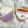 Tea cup & Cupcake Cookies <3