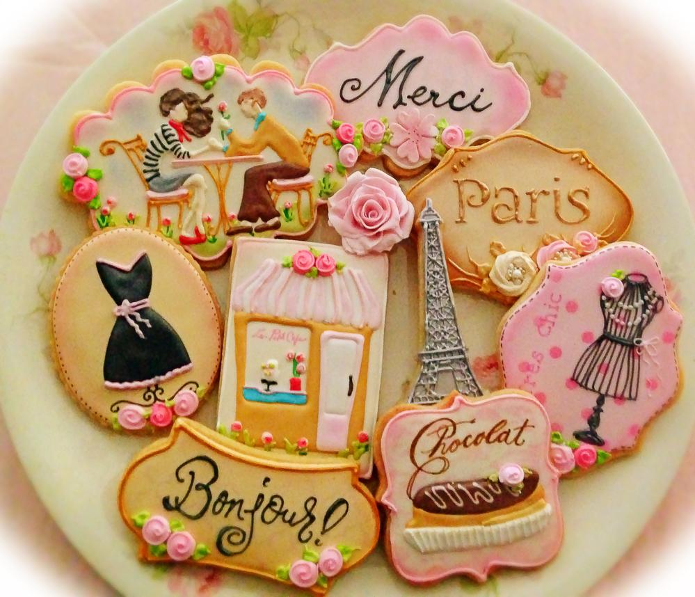 Parisian Cookies
