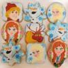 """""""Frozen"""" Cookies #2"""