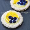 Lemon Meringue Pie Cookie