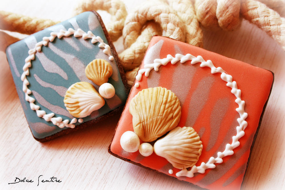 Navy Cookies:Little Shells