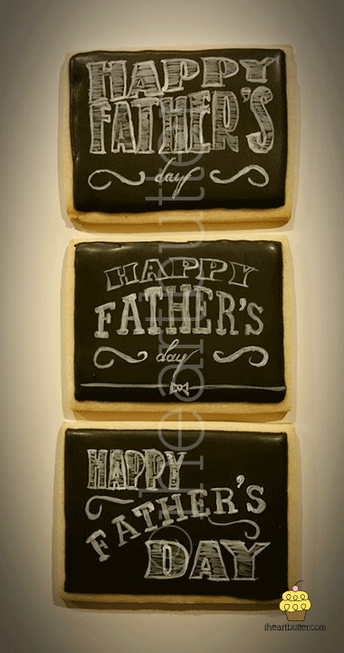 Father's Day Chalkboards