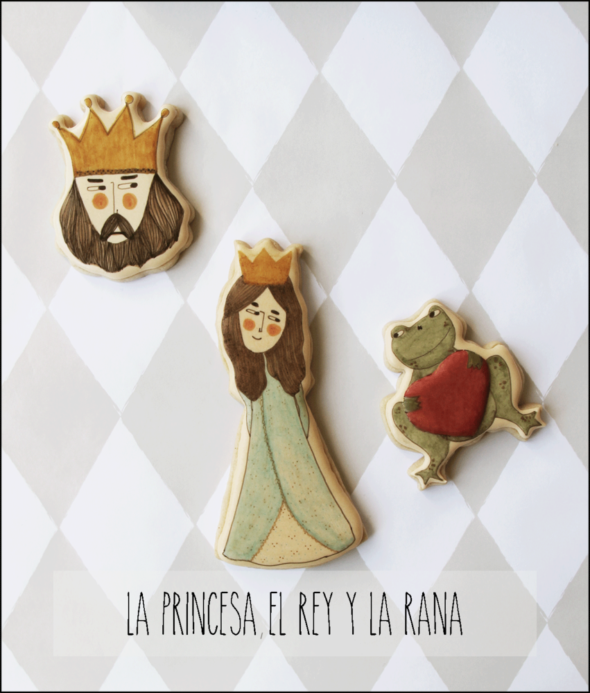 La princesa, el rey y la rana