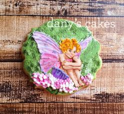 Woodland Fairy by Dany's Cakes