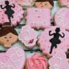 Dance cookies