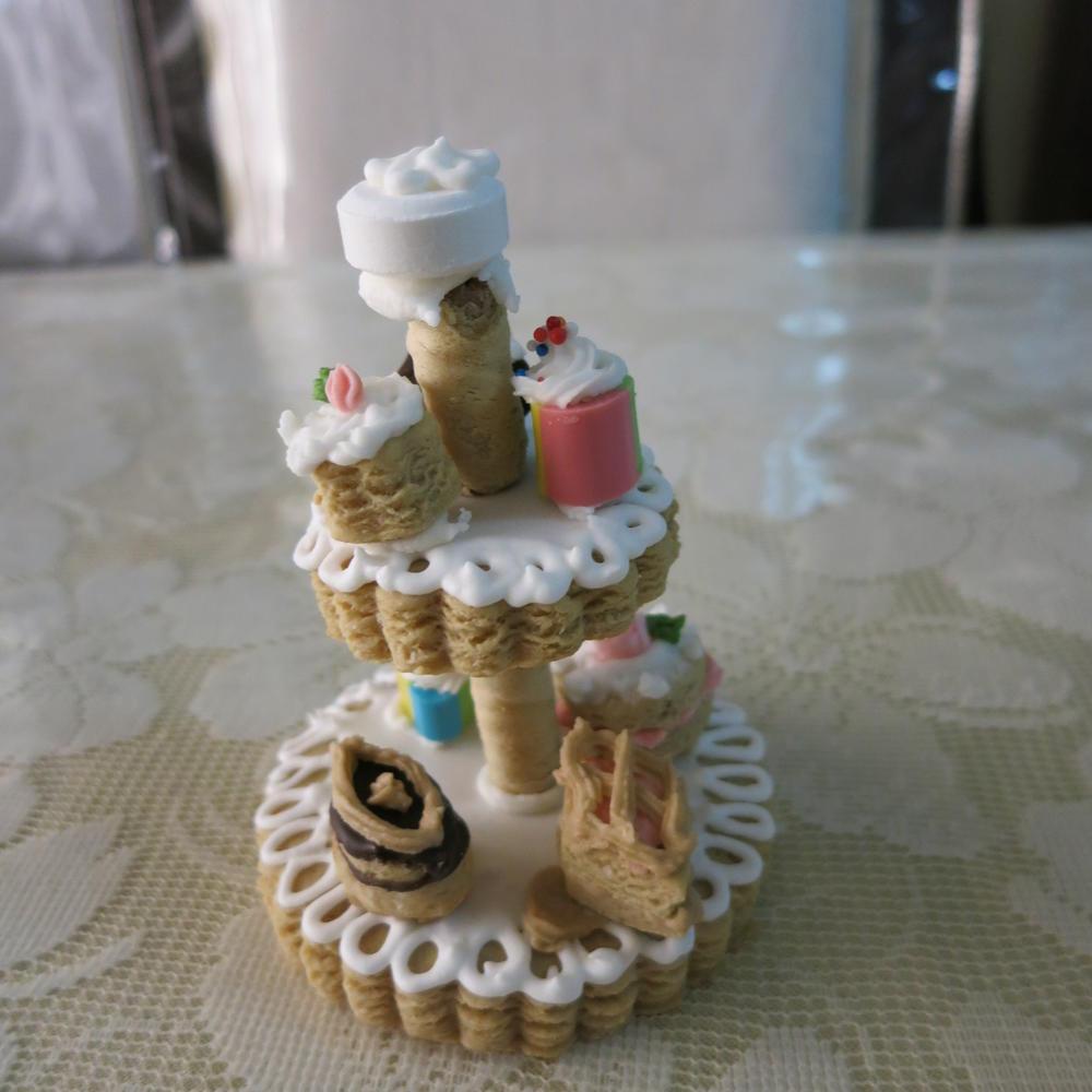 cookie - cake platter
