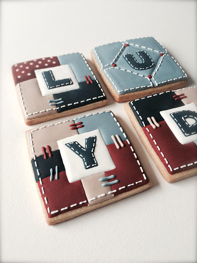Quilting Letters