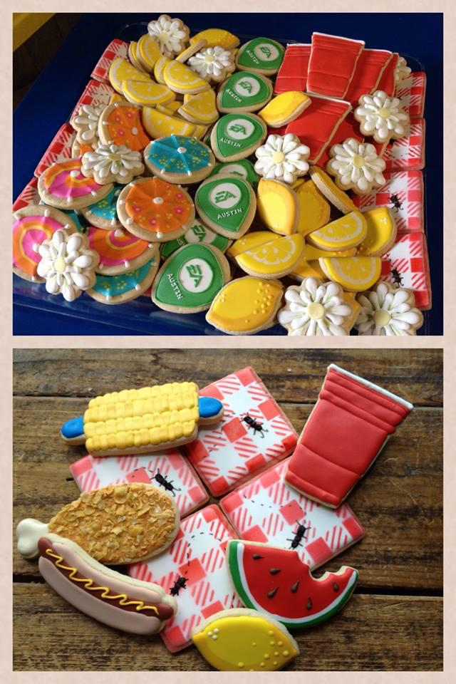 Picnic Cookies - Set 3
