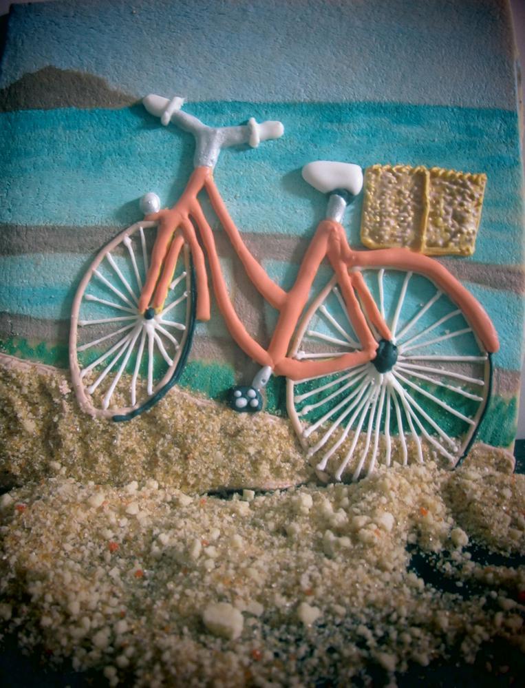 Paseo en Bici Cookie