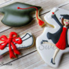 Graduation Cookies by Emma's Sweets
