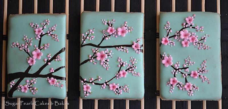 Japanese Plum/Cherry Blossom Branch