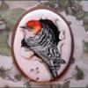 Bird cookie