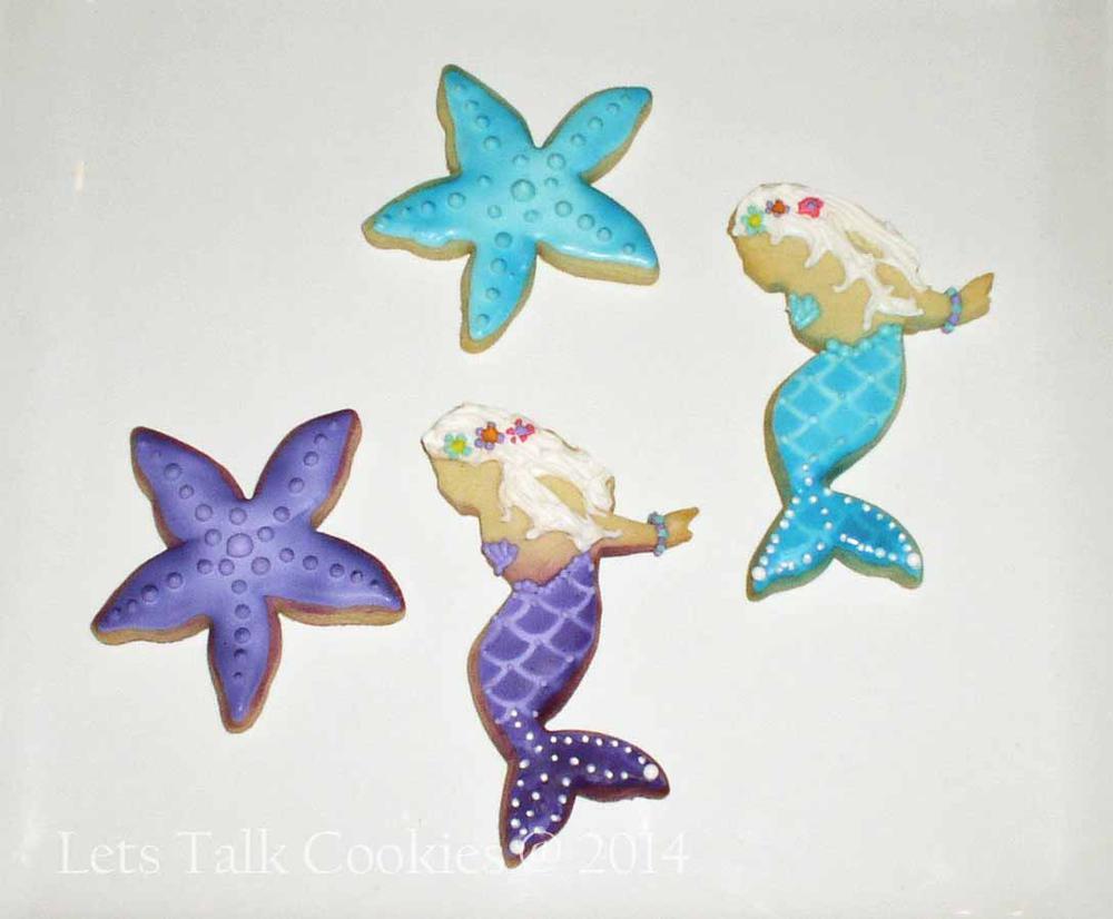Mermaids and Starfish