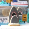 3D Shark Attack cookie favours