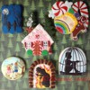 The story of Hansel and Gretel, told in cookie
