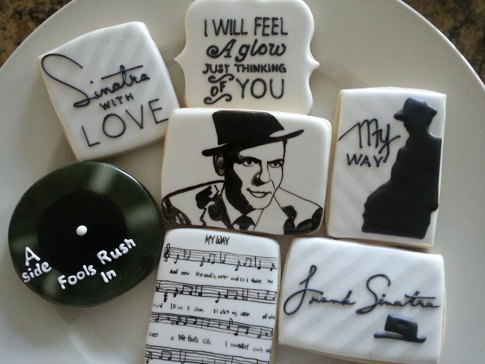 Frank Sinatra Cookie Connection