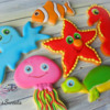Sea Creatures by Emma's Sweets