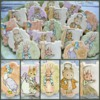Hand-painted Beatrix Potter Characters