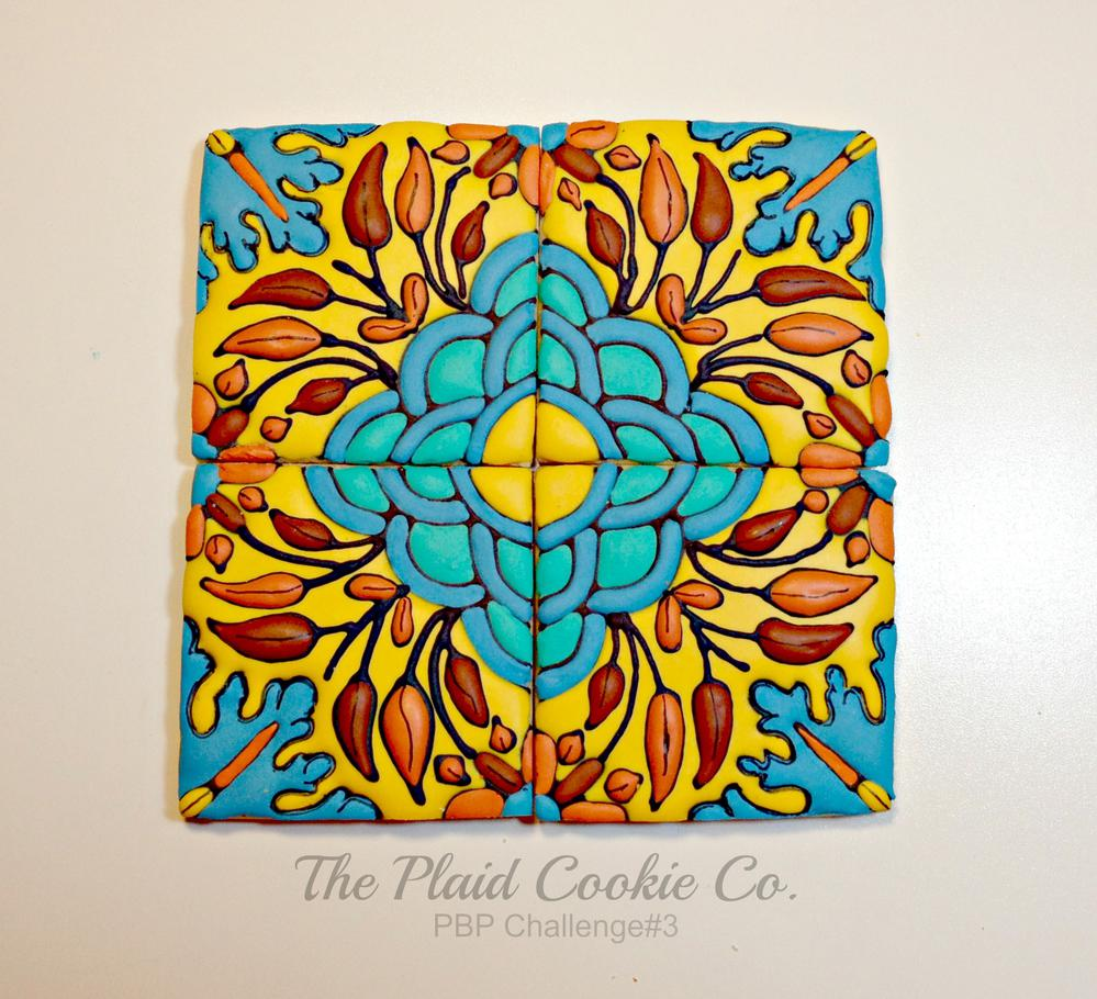 Tiles! by The Plaid Cookie Co.