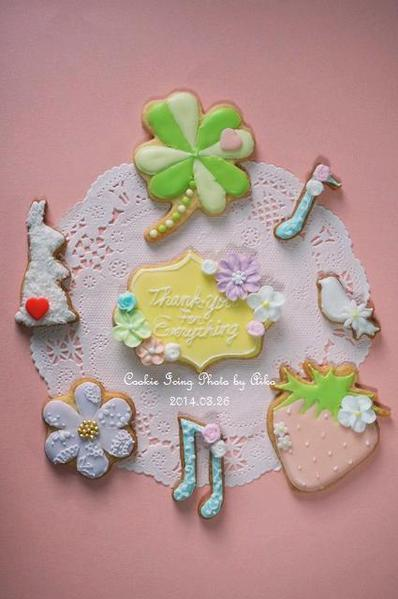 Spring cookie set♡