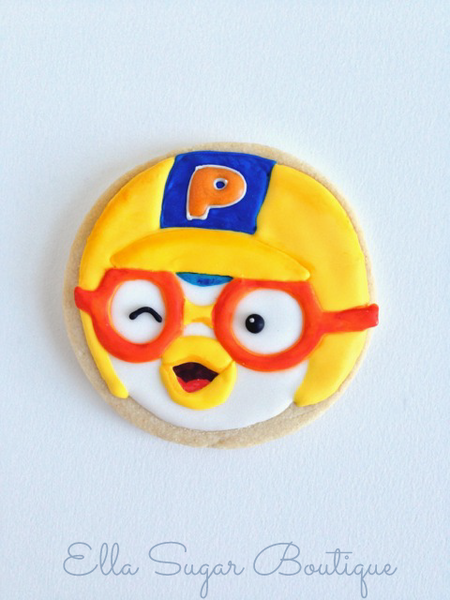 Pororo Cookie