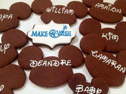 Mickey Hat Cookies