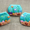 Fun fish tank cookies