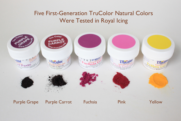 TruColorColorsTested