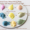 Color Mixing Watch-Outs!: Photo/Graphic by Julia M Usher