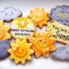 """""""You Are My Sunshine""""-Themed Cookies"""