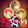 Toy Story Rodeo Party Cookies