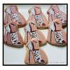 Bridal Shower Shoe Cookies