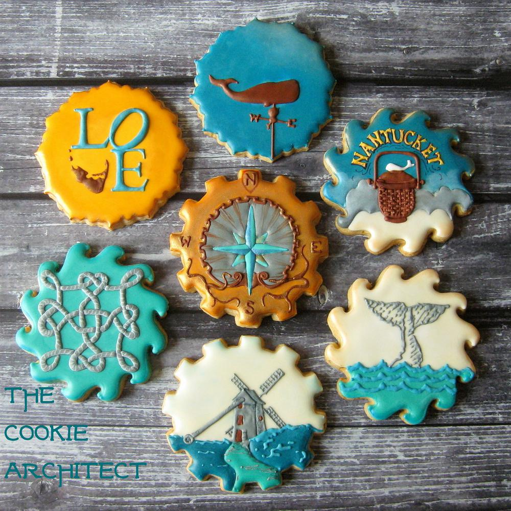ACK II- Nantucket Revisited | The Cookie Architect
