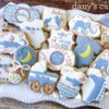 Baby Shower Cookies by Dany's Cakes