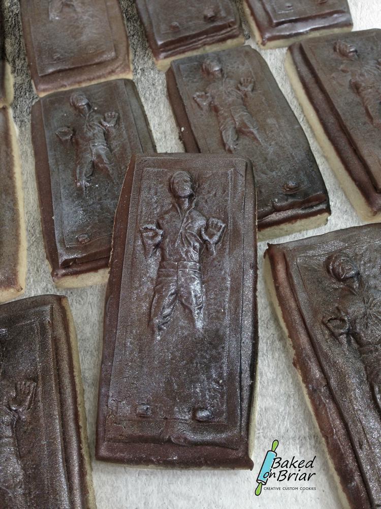 Hans Solo in carbonite