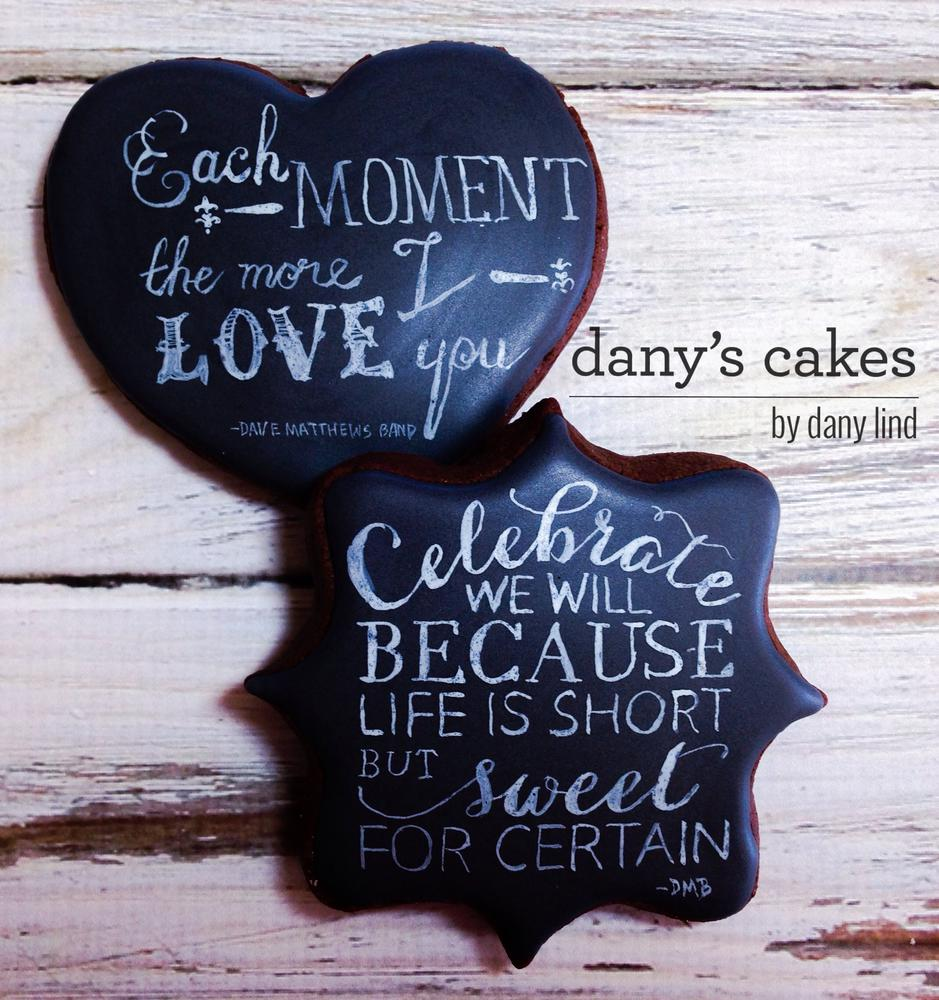 A Little Dave Matthews by Dany's Cakes