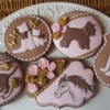 Royal icing animal set