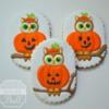 Pumpkin Owls