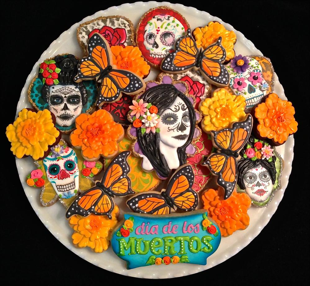 Dia de los Muertos and the Arrival of the Monarchs