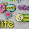 How to Make 3-D Back-to-School Bookworm Cookies